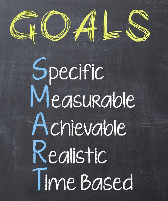 setting goals for my business
